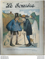 1904 Journal LE SOURIRE - CADEL - ROUBILLE - GRANDJOUAN - POULBOT -  ETC... - Altri