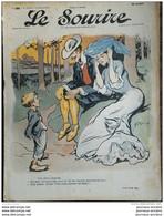 1904 Journal LE SOURIRE - Ferdinand BAC - POULBOT - MIRANDE -  ETC... - Altri