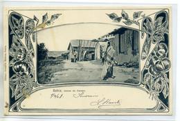 BRESIL BAHIA Carte RARE Edit Gustavo Mullem - Casas Do Campo 1908 écrite Timpb Dos Non Divisé         /D20-S2018 - Altri