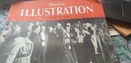 ILL 49/ MONTGOMERY FALAISE/GIRAUD /MAROC MARRAKECH /FRANCE VIET  NAM BAO DAI/ABATTOIRS LA VILETTE /PAUL COLIN - 1900 - 1949
