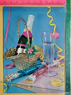 KOV 8-255 - New Year, Bonne Annee, Champagne - Anno Nuovo