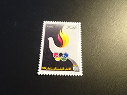 K45344-  Stamp  MNh  Algerie - Algeria      1984 - Olympics -  Los Angeles - Summer 1984: Los Angeles