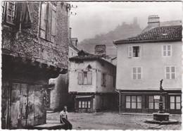 46. Gf. SAINT-CERE. Vieilles Maisons De La Place Du Mercadial. 2038 - Saint-Céré