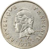 Monnaie, Nouvelle-Calédonie, 10 Francs, 1972, Paris, TTB, Nickel, KM:11 - New Caledonia