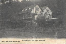 90 RECHESY LE CAFE DE LA FRONTIERE - Other Municipalities
