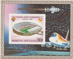 Mongolia Hb - 1982 – Espagne