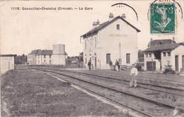 Genouillat-Chatelus, La Gare - Other Municipalities