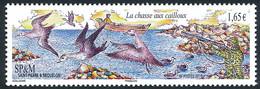 ST-PIERRE ET MIQUELON 2010 - Yv. 984 **   Faciale= 1,65 EUR - Chasse Aux Cailloux  ..Réf.SPM12520 - Unused Stamps