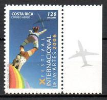 COSTA RICA. Poste Aérienne De 2006. Avion. - Flugzeuge