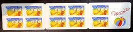 BC 53 - Timbres Pour Vacances - 2005-2006 - Adhésifs - Bande Non Pliée ** - Commemoratives