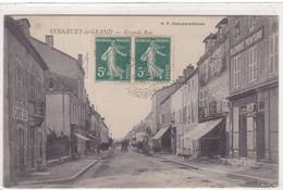 Saône-et-Loire - Sennecey-le-Grand - Grande Rue - Otros Municipios