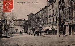 04 / MANOSQUE / ENTREE DE LA VILLE - Manosque