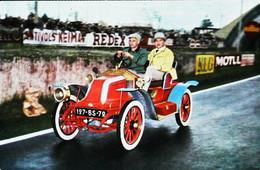 ► Automobile Vintage RENAULT 1909 - LE MANS Circuit Des 24 Heures Série Du Cinquantenaire - Le Mans