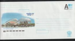 Russia Postal Stationary  2014 Sochi Olympic Games - Fisht Olympic Stadium - Mint (LE24) - Winter 2014: Sochi