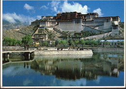 Tibet - Postcard - Circa 1970 - Lhasa - The Potala - No Circulated - A1RR2 - Tibet