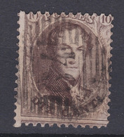 N° 14 A  :  64 JEMEPPE COBA +8.00 - 1863-1864 Médaillons (13/16)