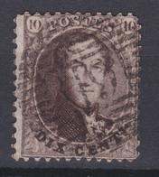 N° 14 : 119 TONGRES  COBA +8.00 - 1863-1864 Médaillons (13/16)