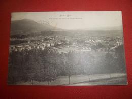 7adr - CPA - SAINT DIE - Vue Prise Du Haut De Saint-Martin - [88] - Vosges - - Saint Die