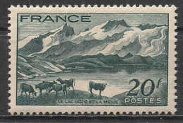 Timbre FRANCE De 1943  Y&T N° 582 Neuf - Unused Stamps