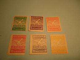 Lokalpost, Falkensee, Michel Nr. 1-6, Postfrisch , Sehr Selten Im Angebot , Siehe Potos - Soviet Zone