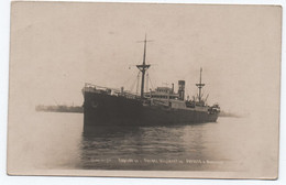 Arrivée De L' Amiral Villaret De Joyeuse à Bordeaux - Koopvaardij