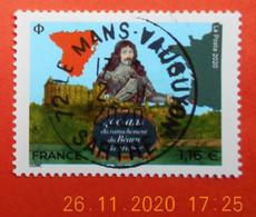 FRANCE 2020    400 ANS DU RATTACHEMENT DU BEARN A LA FRANCE    Cachet  ROND - Used Stamps