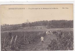 Saône-et-Loire - Sennecey-le-Grand - Vue Pittoresque Sur La Montagne De St-Martin - Otros Municipios