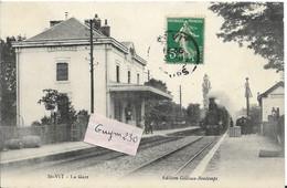 St VIT La Gare ( Train) - Andere Gemeenten