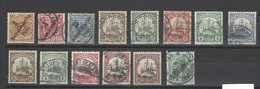 Germania - Colonie - Ostafrika - Lotto - Kolonie: Duits Oost-Afrika