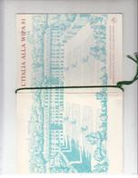 Italia - 1981 - Usato/used - WIPA - Booklet - Errors And Curiosities