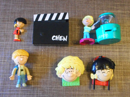 Lot Figurines CEDRIC - Andere