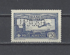 FRANCE.  YT  PA N° 6c  Neuf **  1930 - 1927-1959 Mint/hinged