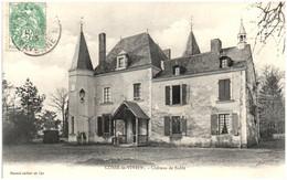 53 COSSE-le-VIVIEN - Chateau De Sublé - Altri Comuni
