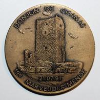 Marvejols - Mende, Lozère 1991 - Zonder Classificatie