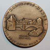 Marvejols - Mende, Lozère 1978 - Zonder Classificatie