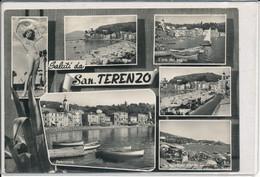 LA SPEZIA- SAN TERENZO VEDUTE - La Spezia