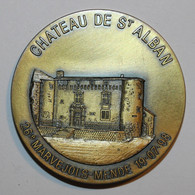 Marvejols - Mende, Lozère 1998 - Zonder Classificatie