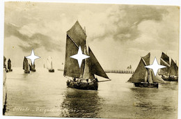 Sloepen Uit De Panne En Oostende - Ostende (Doos 25) - Oostende