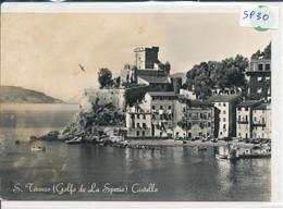 LA SPEZIA- SAN TERENZO CASTELLO - La Spezia