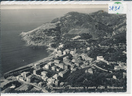 LA SPEZIA- BONASSOLA PANORAMA - La Spezia