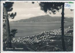 LA SPEZIA- LAVAGNA PANORAMA - La Spezia