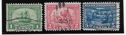 Etats Unis N°225/227 - Oblitérés - TB - Gebraucht