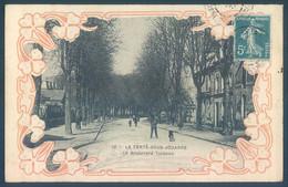 77 LA FERTE Sous JOUARRE  Le Boulevard Turenne - La Ferte Sous Jouarre