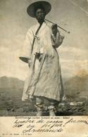 Corée Du Sud - Gentilhomme Coréen Fumant Sa Pipe - Séoul - J.F.R. Noyon Nº III - 20 - Ecrite, Timbrée - - Korea (Süd)
