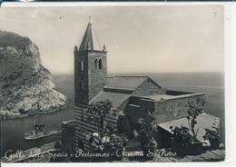 LA SPEZIA- PORTOVENERE CHIESETTA SAN PIETRO - La Spezia
