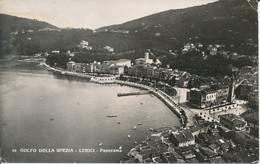 LA SPEZIA- LERICI PANORAMA - La Spezia