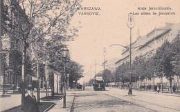 4836  51  Warszawa, Aleje Jerozolimskie  (tram) - Polen