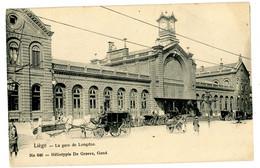 Liege (lüttich) La Gare De Longdoz - Ohne Zuordnung