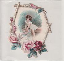 Découpis - Fleurs Et Enfant  - (Cl. 12) - Fleurs