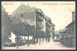Austria BAD ISCHL Hotel Kaiserkrone Salzburgerstrasse - Zonder Classificatie